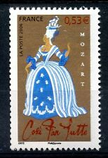 STAMP / TIMBRE FRANCE  N° 3920 ** CELEBRITE / LES OPERATS DE MOZART
