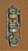 GB4K21355 Force 3 Cylinder 85 HP Carburetor ASSY Set PN F832061-2 Fits 1990-1994