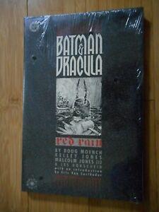 batman/dracula red rain hc