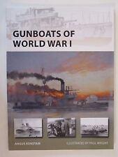 Osprey Book: Gunboats of World War I - New Vanguard 221