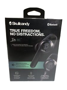 NEW SEALED Skullcandy Indy ANC Noise Cancelling True Wireless Bluetooth Earbuds