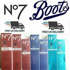 No7 Restore&Renew,Protect&Perfect Intense And Lift&Luminate Serums Original New