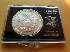 Pièce USA 1 Dollar 1 Once Argent American Silver Liberty 1986