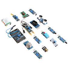 16pcs/lot Sensor Module Board Kit for Arduino Raspberry Pi 3/2 Model B