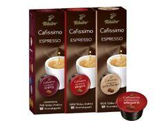 Tchibo Cafissimo Capsulals Espresso Kraftig 8 x 10 (80 cups)