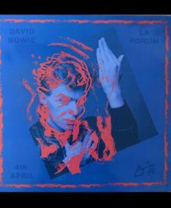 David Bowie Live 1978 Double Vinyl