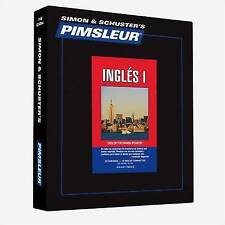 Pimsleur English for Spanish Speakers Level 1 CD: Learn to Speak and Understand English for Spanish with Pimsleur Language Programs by Pimsleur (CD-Audio)