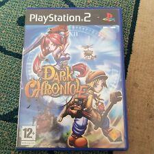 Dark Chronicle Sony PlayStation 2 PS2 Dark Cloud 2 Level-5
