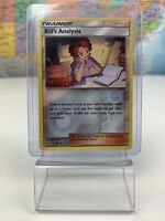 SHIPS SAME DAY Pokemon Card NM Bill's Analysis Rev Holo 51/68 Trainer Supporter