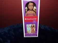 American Girl Doll Mini Lea Clark GOTY With Mini Book NEW!!