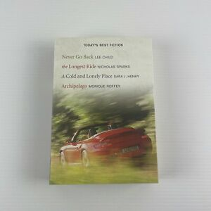 4 In 1 Today's Best Fiction (Select Edition) Adventure Drama Fiction PB Novel