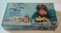 Vintage 1984 Scrabble People Building Playset. Ages 3-6 Yrs.
