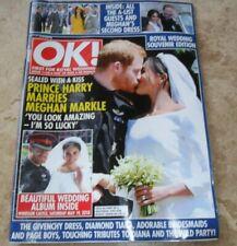 Prince Harry & Meghan wedding - OK souvenir magazine