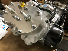 Banshee 521cc 10 mil Big Bore Super Cheetah Cub Complete Built Motor Crankcases