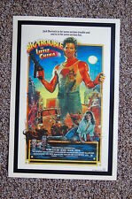 Big Trouble in Little China Lobby Card Movie Poster #1 Jack Burton