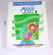 The Music Connection 4 Teacher Edition Part 2 (1995, Spiral Teacher's Edition)