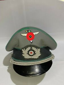 German Officer Cap Repro WWII 1971 Funny Duck