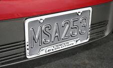 New OEM Mitsubishi Lancer Evolution License Plate Frame MZ314111