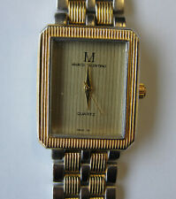 Marco Valentino Analog fancy watch 18k Gold Plated R-961205