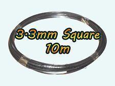 10m of Genuine STIHL 3.3mm SQUARE Brushcutter Strimmer Trimmer Cord Line Wire