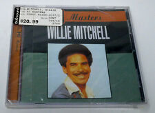 Willie Mitchell . The Hi-Masters ((Demon Records) CD New Sealed