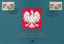 Belgie/Belgique 2782HK Mniszech Paleis in Warschau / Palais Mniszech à Varsovie