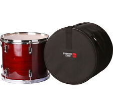 Gator Cases Gp 1616 Tom Drum Percussion Bag Durable Padded Lined Interior New