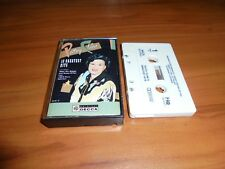 12 Greatest Hits by Patsy Cline (Cassette, Nov-1990, Universal) Used
