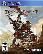 Titan Quest (Sony PlayStation 4, 2018) NEW SEALED FAST SHIPPING ! THQ NORDIC PS4