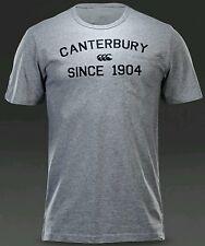Canterbury pocket tee shirt grey SMALL