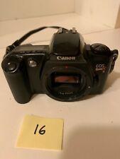 Canon EOS Rebel XS Black- CAMERA BODY ONLY