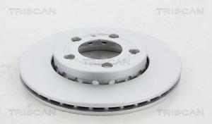 2x TRISCAN Bremsscheibe 8120 29192C für SKODA VW