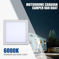 DC12V Ultra-thin LED Interior Ceiling Light Car Caravan Camper Motorhome Boat