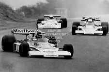 JAMES HUNT PHOTO MOTORSPORT PRINT CHOOSE SIZE FORMULA ONE 1 MOTOR SPORT 1