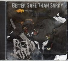 Red XIII - Better Safe Than Sorry CD - New and Sealed