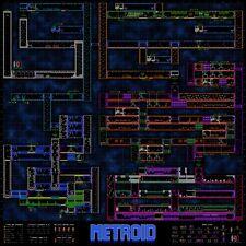 "Metroid ""Ultimate"" Poster"