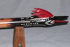 ~ Native American Style Flute - Am - Eastern Red Cedar - Woodpecker   ~
