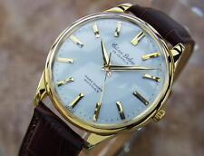 Citizen DeLuxe Rare Gold Plated 80 Microns 1960 Mens Made in Japan Watch Q19