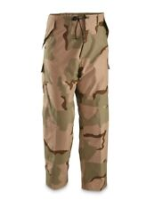 Military issued Gore-Tex Gore-Seam Pants Medium Regular Desert DCU Army