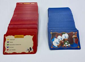 500 Kids & Adult Trivia Cards for Wonderful World of Disney Trivia 2 Sequel Game