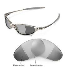 New Walleva Polarized Transition/Photochromic Lenses For Oakley Juliet