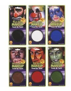 Grease Makeup - .4 ounce - Theatrical Makeup - Several Colors