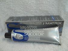 Matrix ADDITIONS Cera Oil Additives for use with SoColor Hair Color ~ 2 fl oz!!