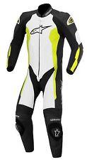 Alpinestars Challenger 1 Piece Motorcycle Leather Suit. 42