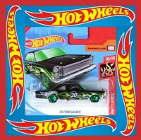Hot Wheels 2020    ´65 FORD GALAXIE   221/250   NEU&OVP
