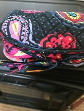 VERA BRADLEY Jewelry Case Twilight Paisley Small Bag NWT Retails $44