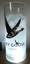 Vaso Grey Goose bottiglia Magnum Lumiere Edition vuota Led