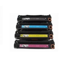 128A CE320A CE321A CE322A CE323A Toner Cartridge for hp Color Laser Non-Oem