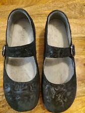 Alegria PG Lite Black Womens US 11 Eur 42 Slip Resistant Comfort Shoe Profession