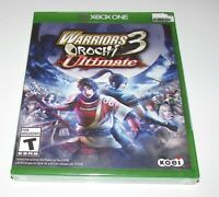 Warriors Orochi 3: Ultimate for Xbox One Brand New! Fast Shipping!